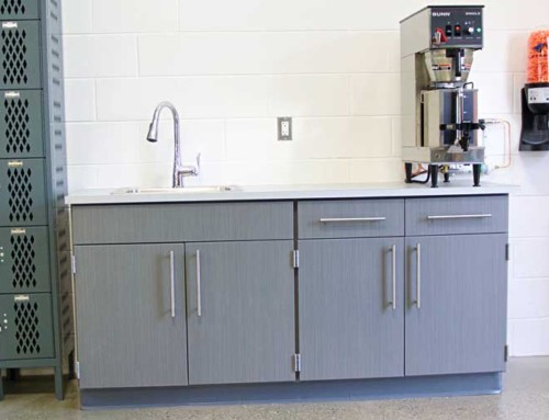 Flairwood Commercial Sink Cabinet