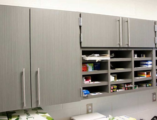 Flairwood Commercial Supply Wall Cabinets